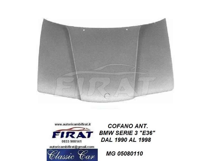 COFANO ANTERIORE ANT BMW E46 S3 SERIE 3 98/>01 DAL 1998 AL 2001
