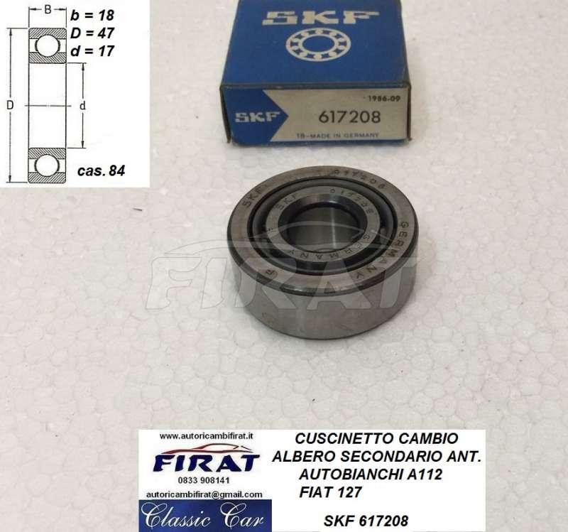 SNR GB12123 Cuscinetto cambio albero secondario Fiat Panda 30