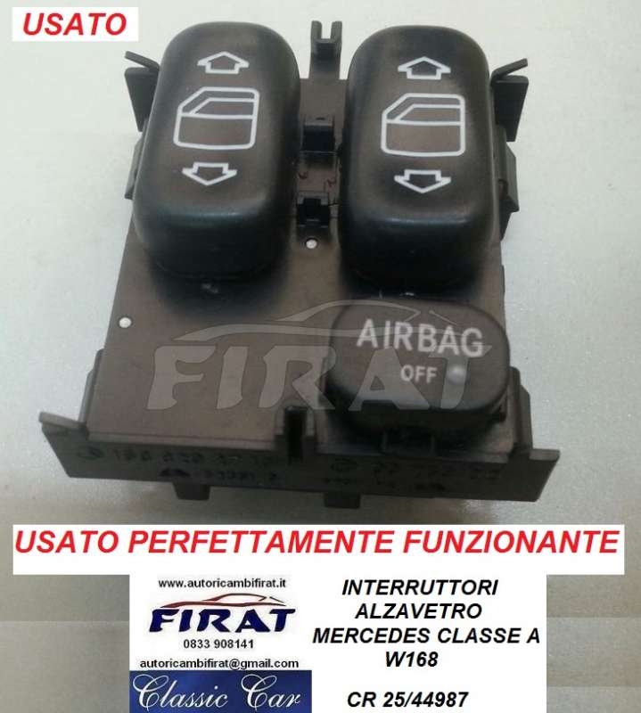 Schema Elettrico Mercedes Classe A W168 : Elettrico autoricambifirat ricambi d auto epoca