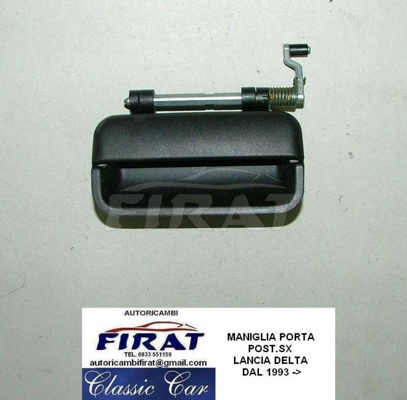 Maniglia Porta Lancia Delta 93 Post Sx 30 25eur