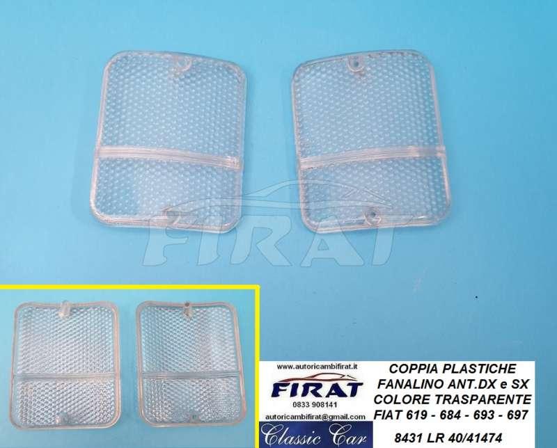 684 693 e 697 Plastica Fanale anteriore IVECO 619